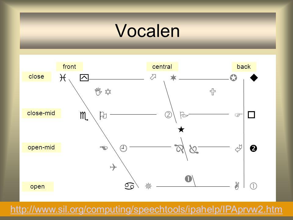 Vocalen                            