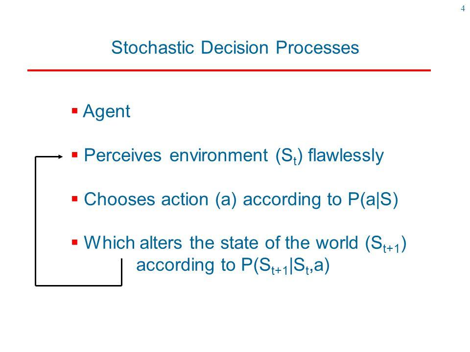 Stochastic Decision Processes