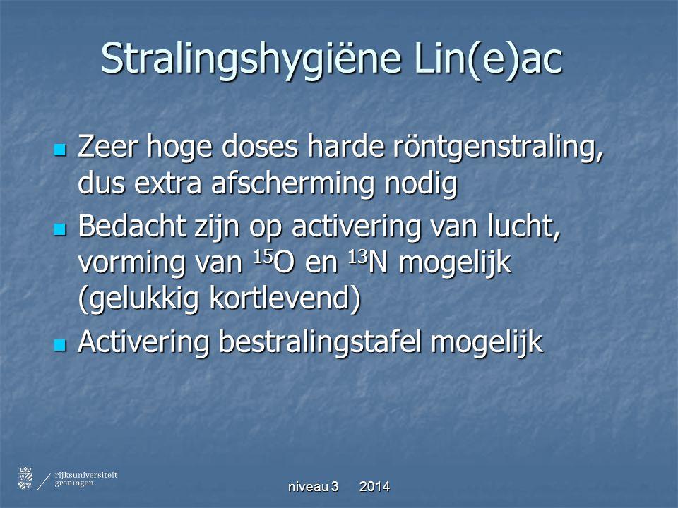 Stralingshygiëne Lin(e)ac