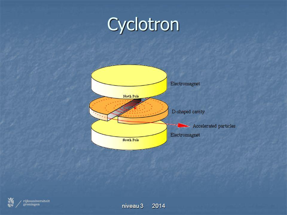 Cyclotron niveau 3 2014
