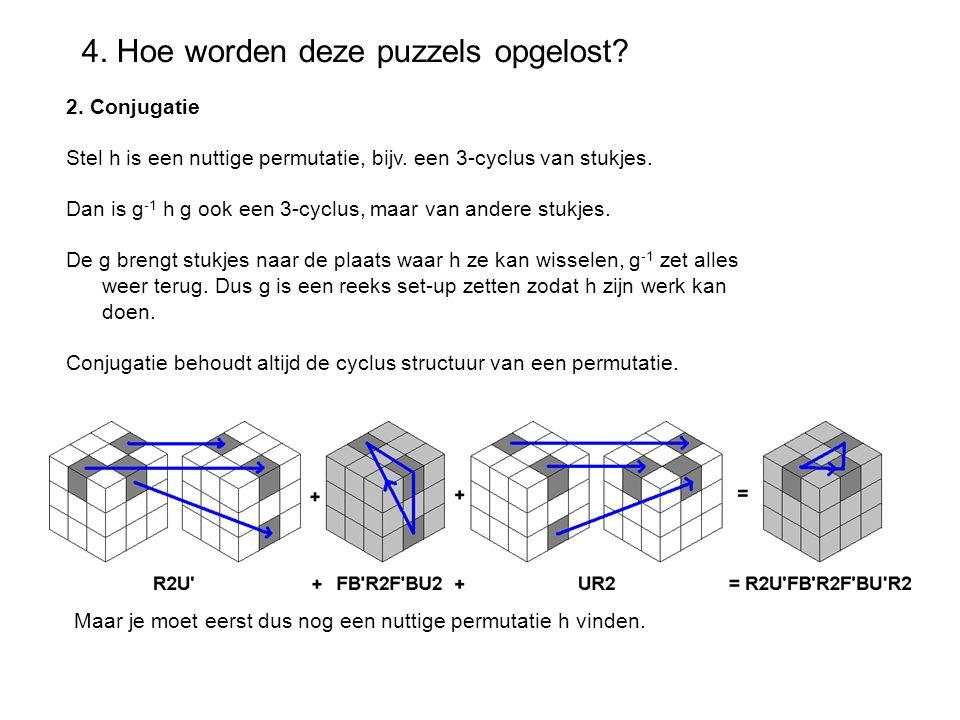4. Hoe worden deze puzzels opgelost