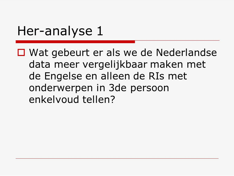 Her-analyse 1