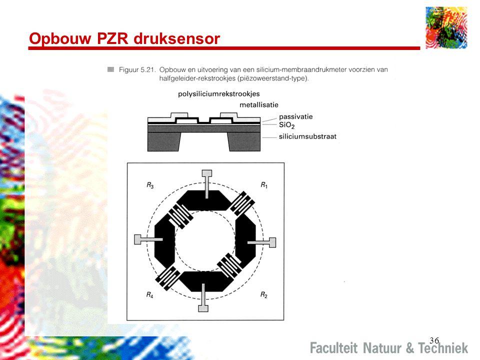 Opbouw PZR druksensor SIEL0405 week 4