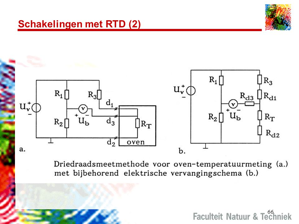 Schakelingen met RTD (2)