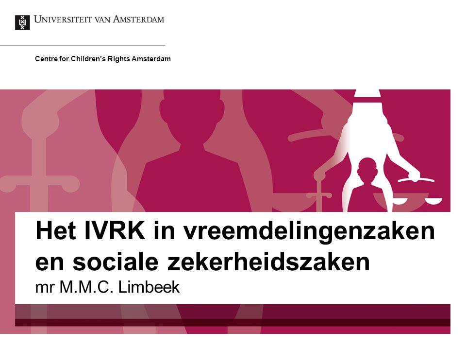 Het IVRK in vreemdelingenzaken en sociale zekerheidszaken