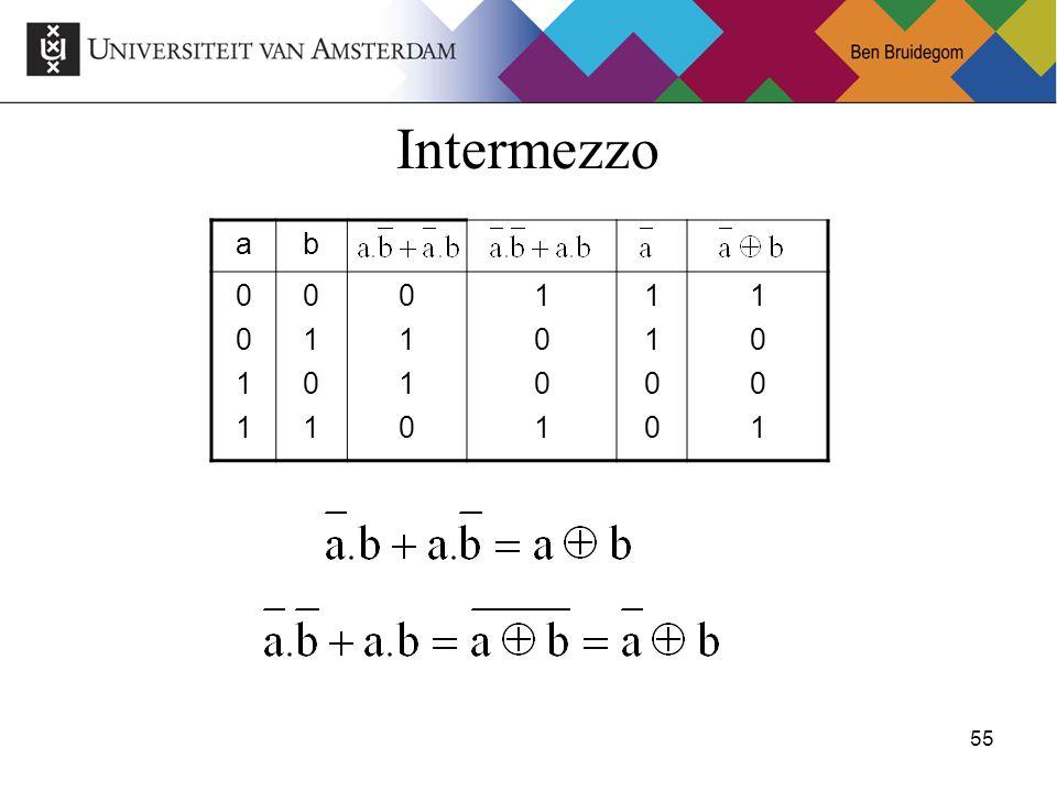 Intermezzo a b 1