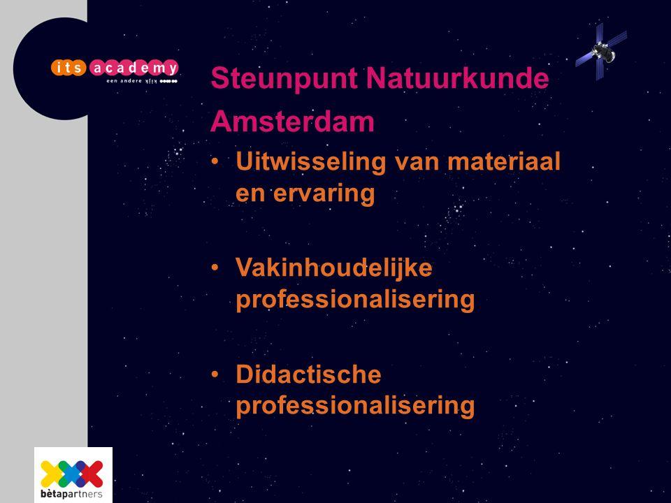 Steunpunt Natuurkunde Amsterdam