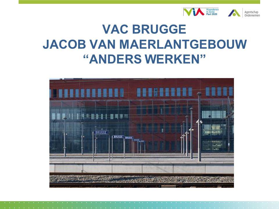 VAC BRUGGE JACOB VAN MAERLANTGEBOUW ANDERS WERKEN
