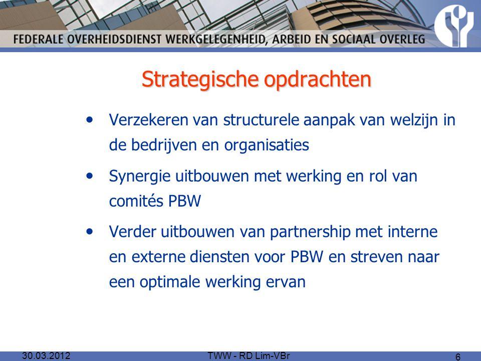 Strategische opdrachten