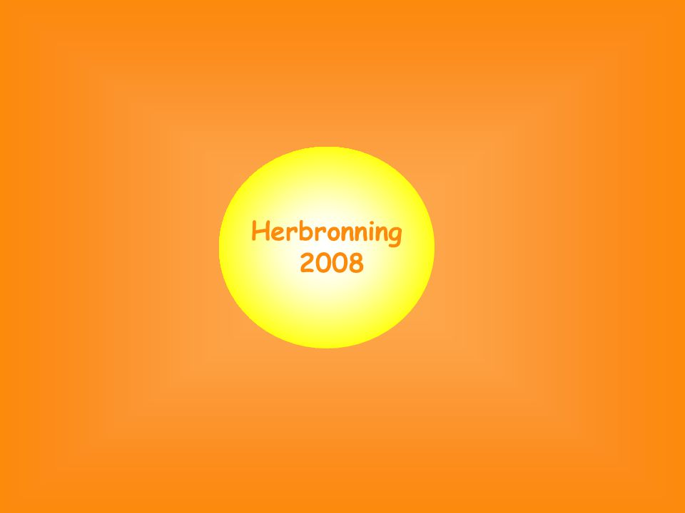 Herbronning 2008