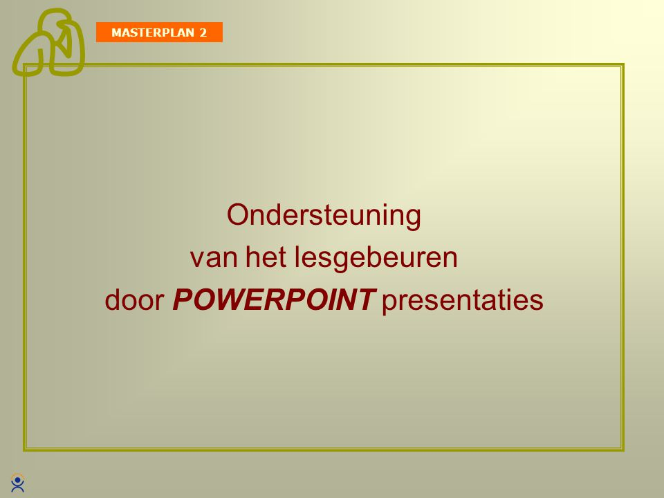 door POWERPOINT presentaties