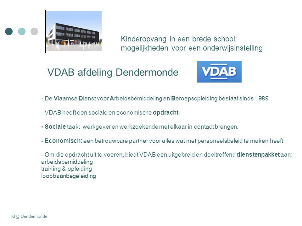 VDAB afdeling Dendermonde