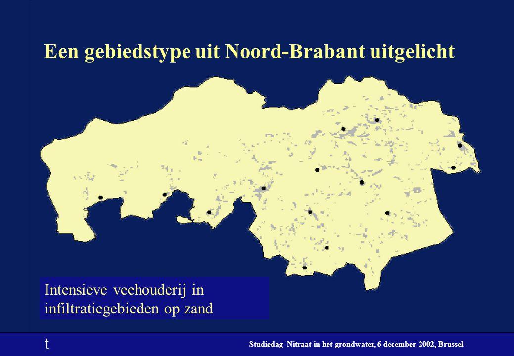 Een gebiedstype uit Noord-Brabant uitgelicht