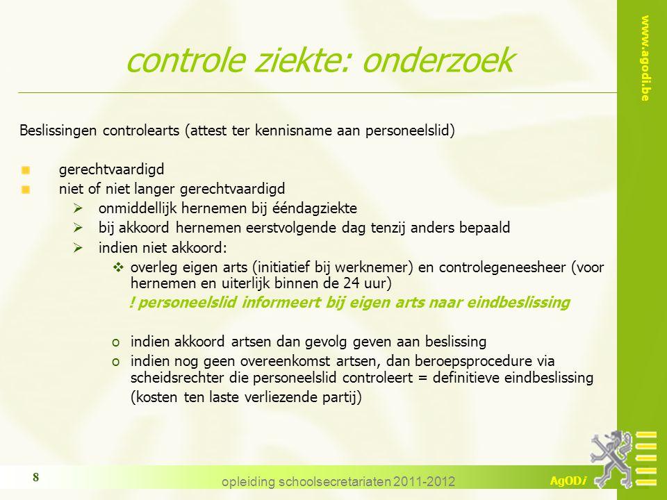 controle ziekte: onderzoek