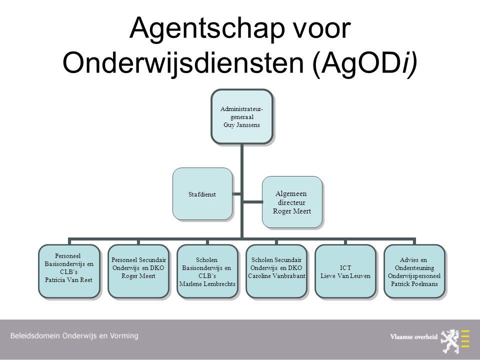 Agentschap voor Onderwijsdiensten (AgODi)