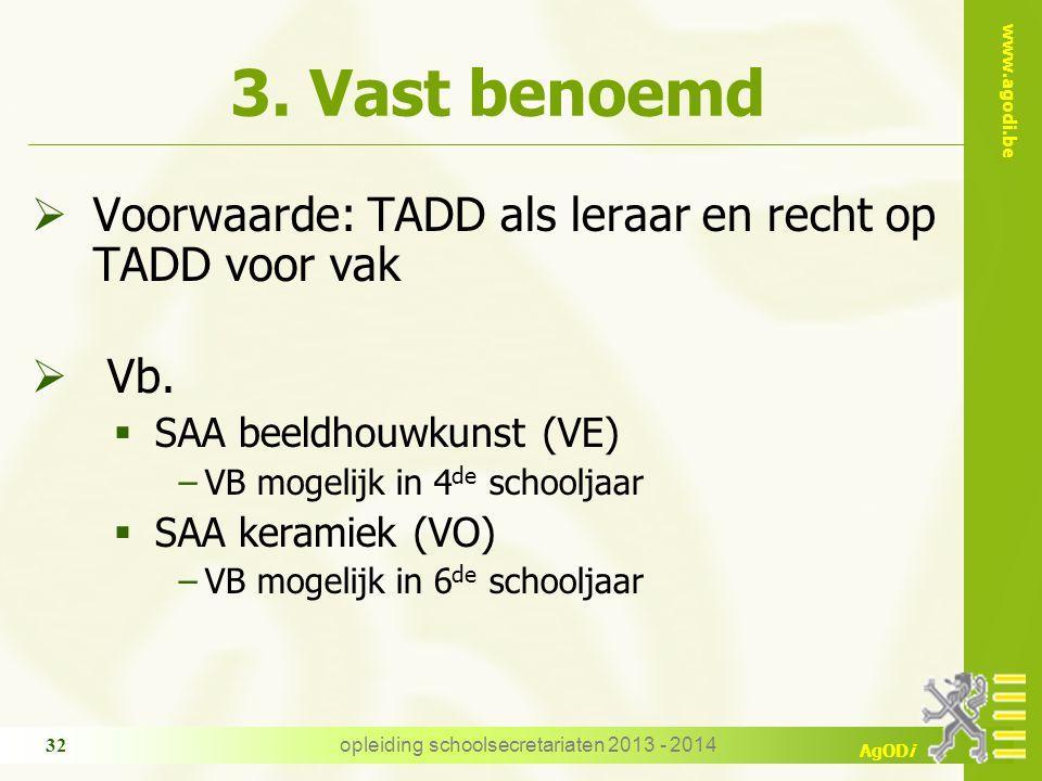 opleiding schoolsecretariaten 2013 - 2014