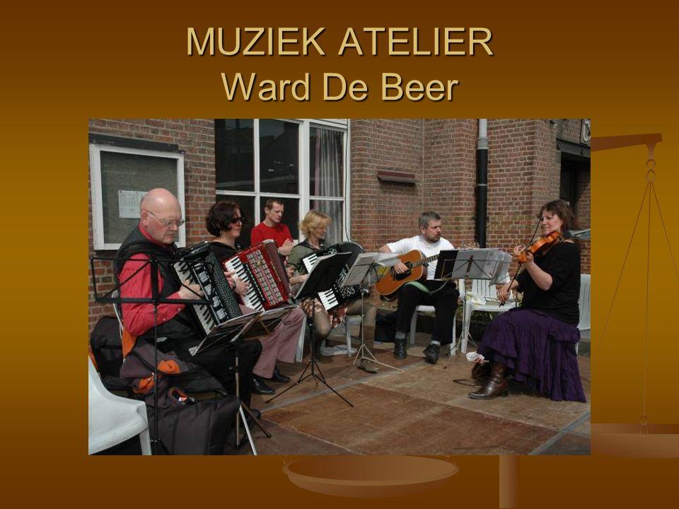MUZIEK ATELIER Ward De Beer