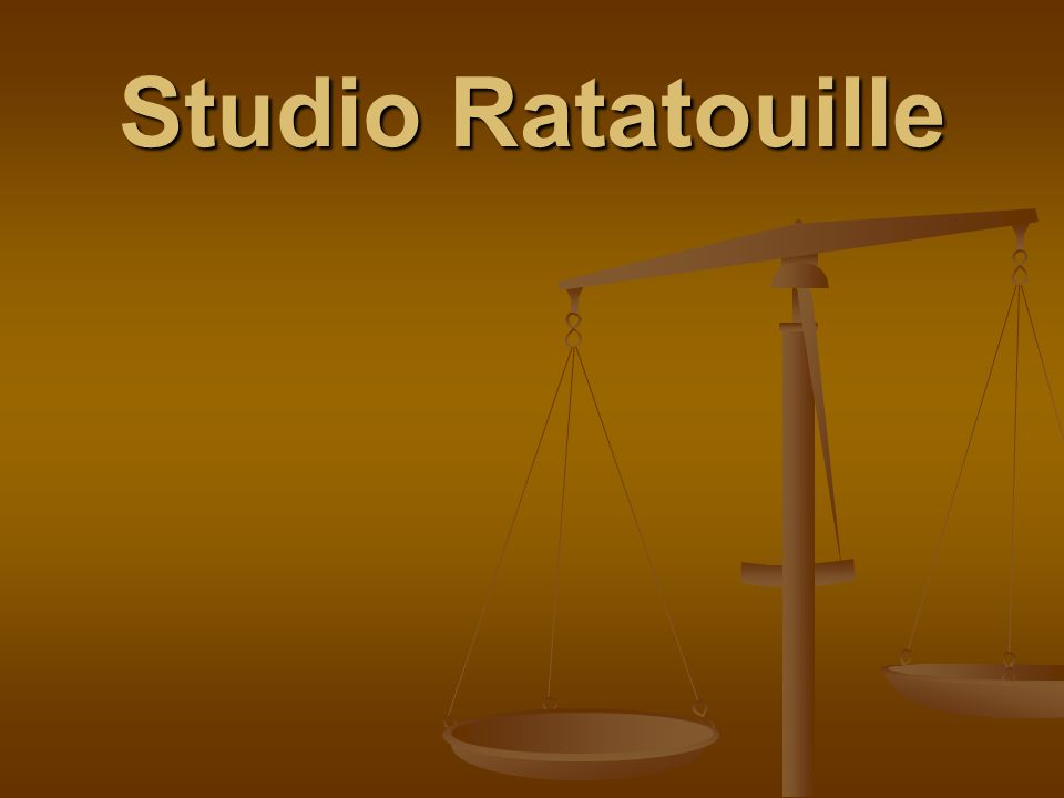 Studio Ratatouille