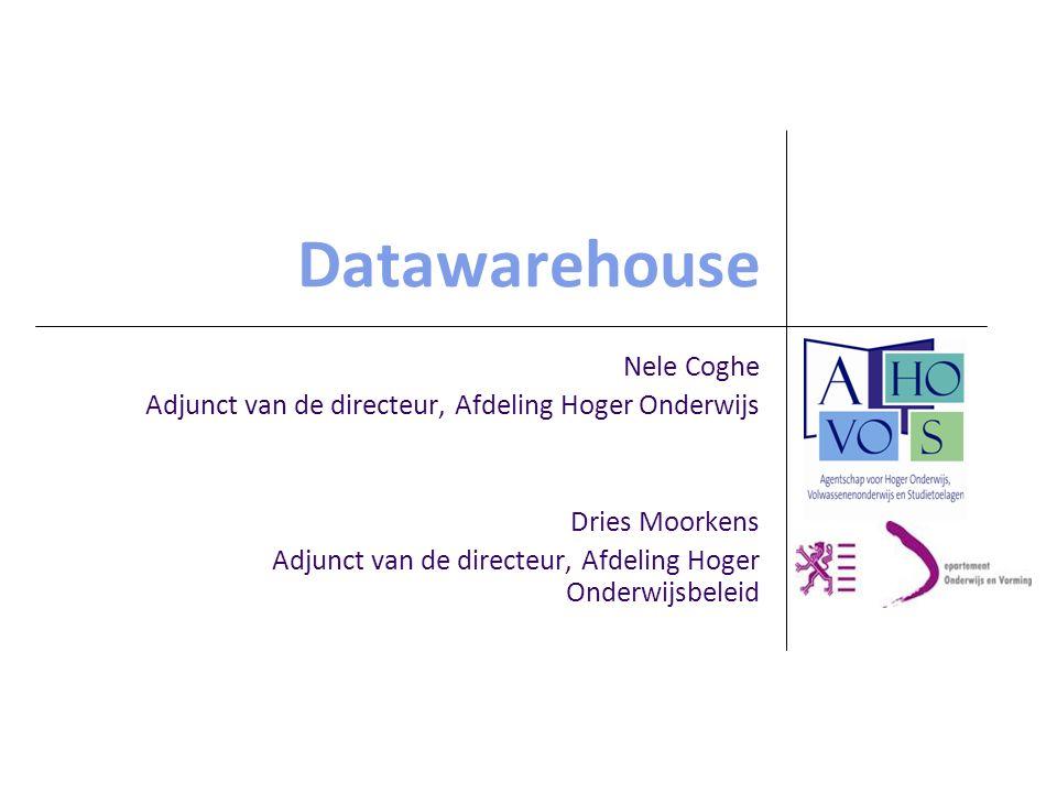 Datawarehouse Nele Coghe