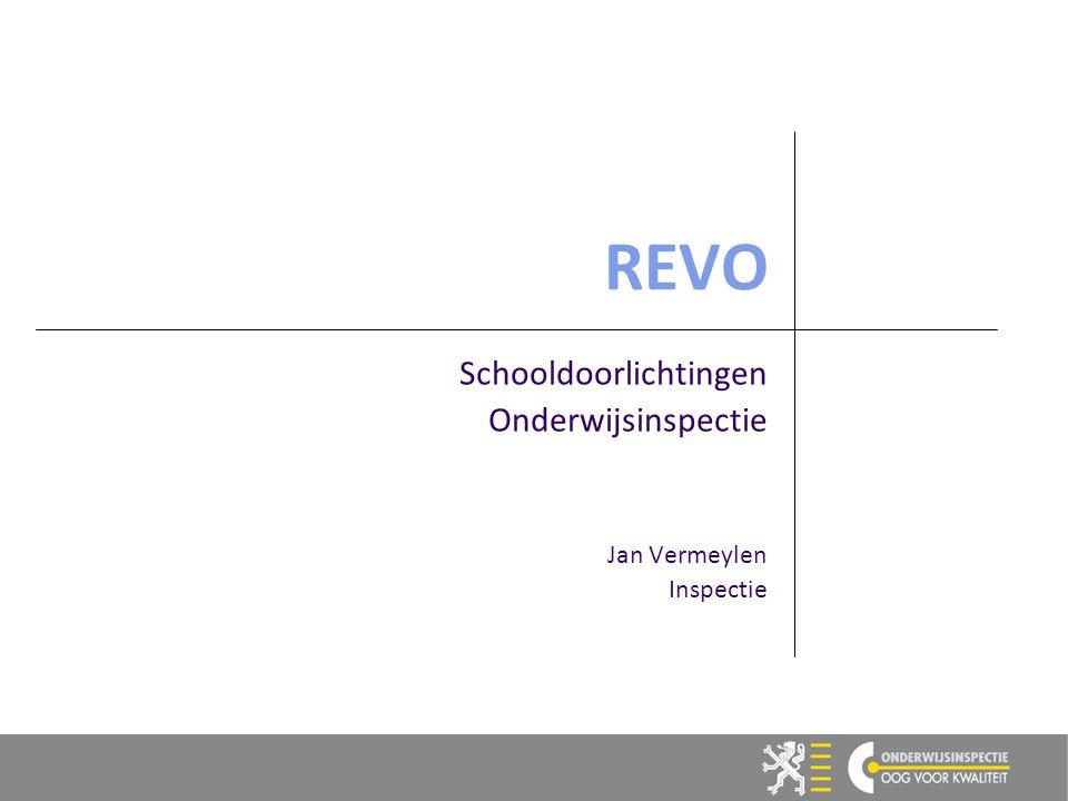 Schooldoorlichtingen Onderwijsinspectie Jan Vermeylen Inspectie
