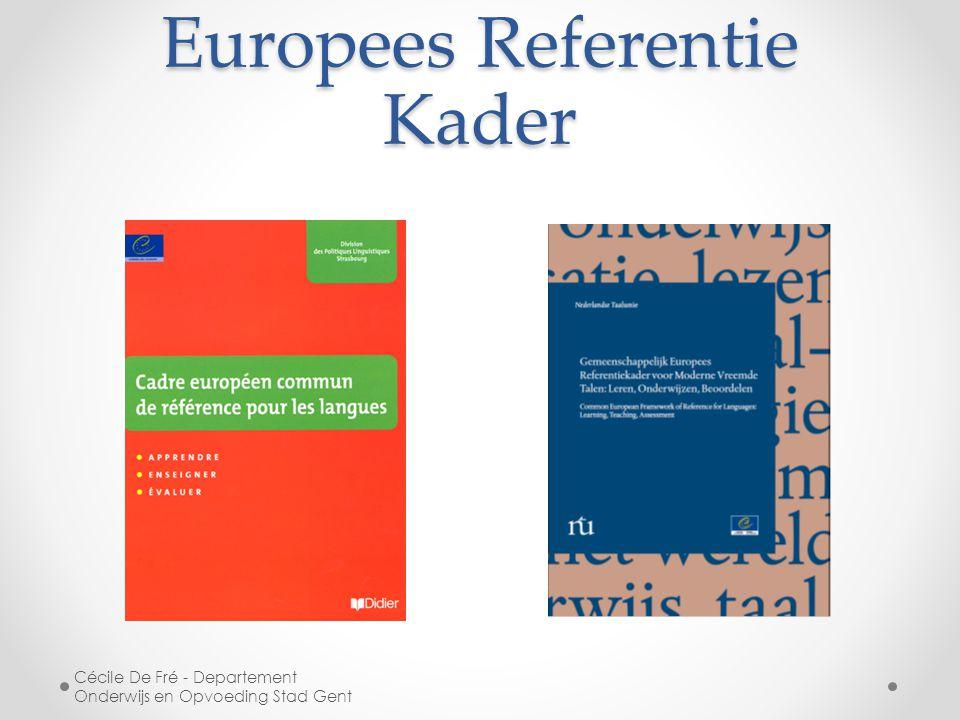 Europees Referentie Kader