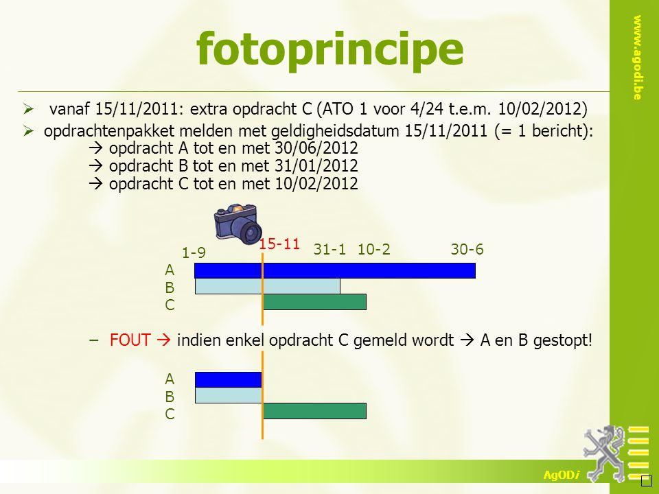 fotoprincipe vanaf 15/11/2011: extra opdracht C (ATO 1 voor 4/24 t.e.m. 10/02/2012)