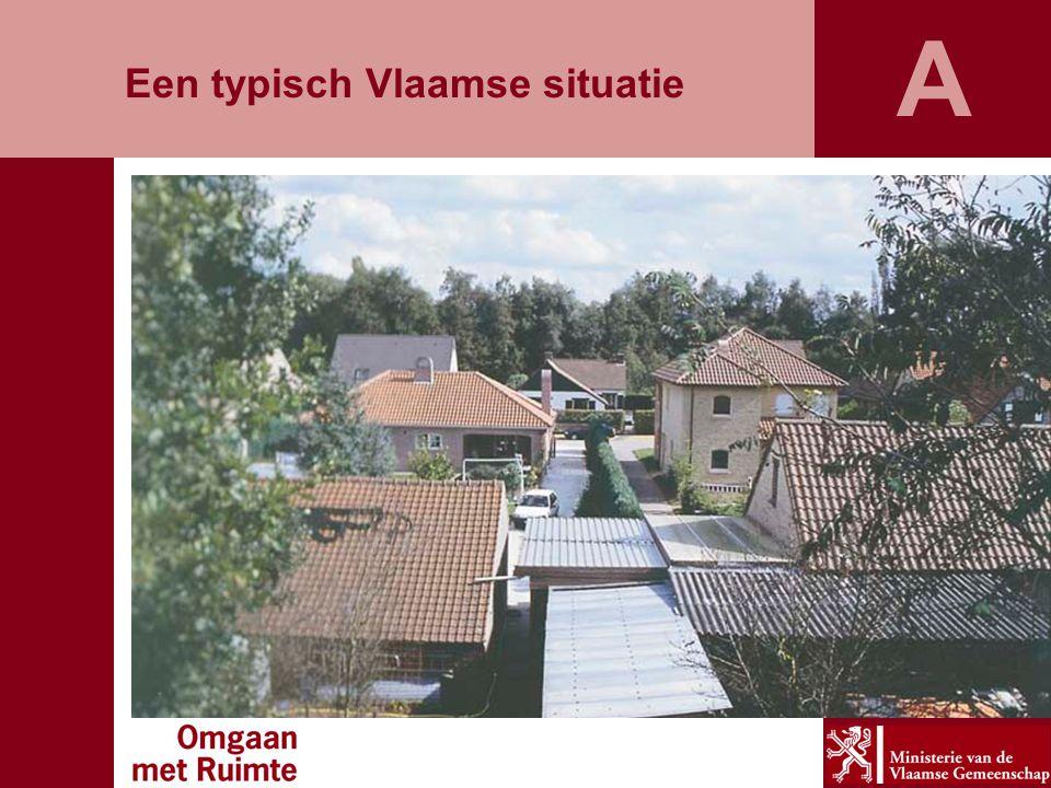 A Een typisch Vlaamse situatie