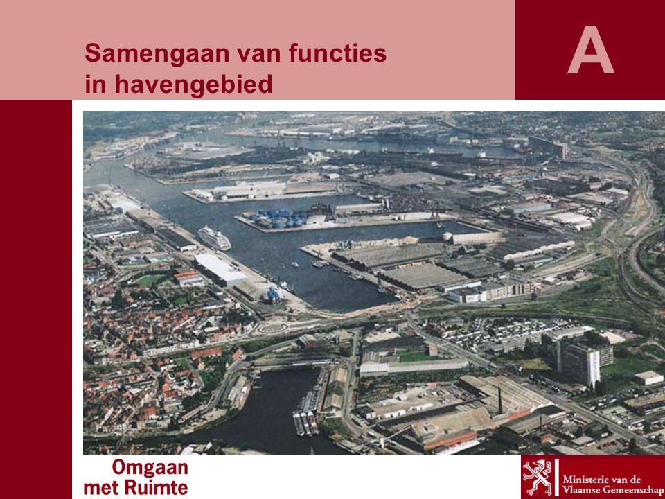 A Samengaan van functies in havengebied