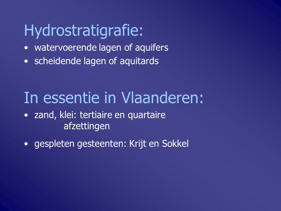 In essentie in Vlaanderen: