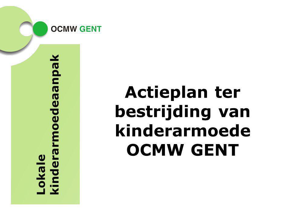 Actieplan ter bestrijding van kinderarmoede