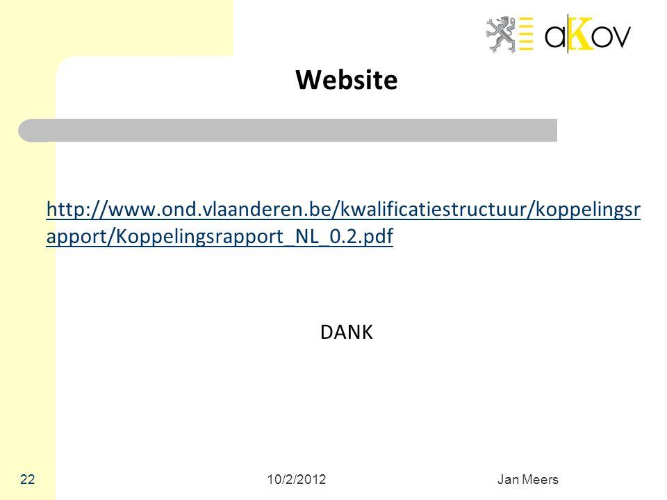 Website http://www.ond.vlaanderen.be/kwalificatiestructuur/koppelingsrapport/Koppelingsrapport_NL_0.2.pdf.