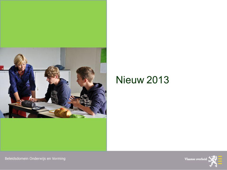 Nieuw 2013