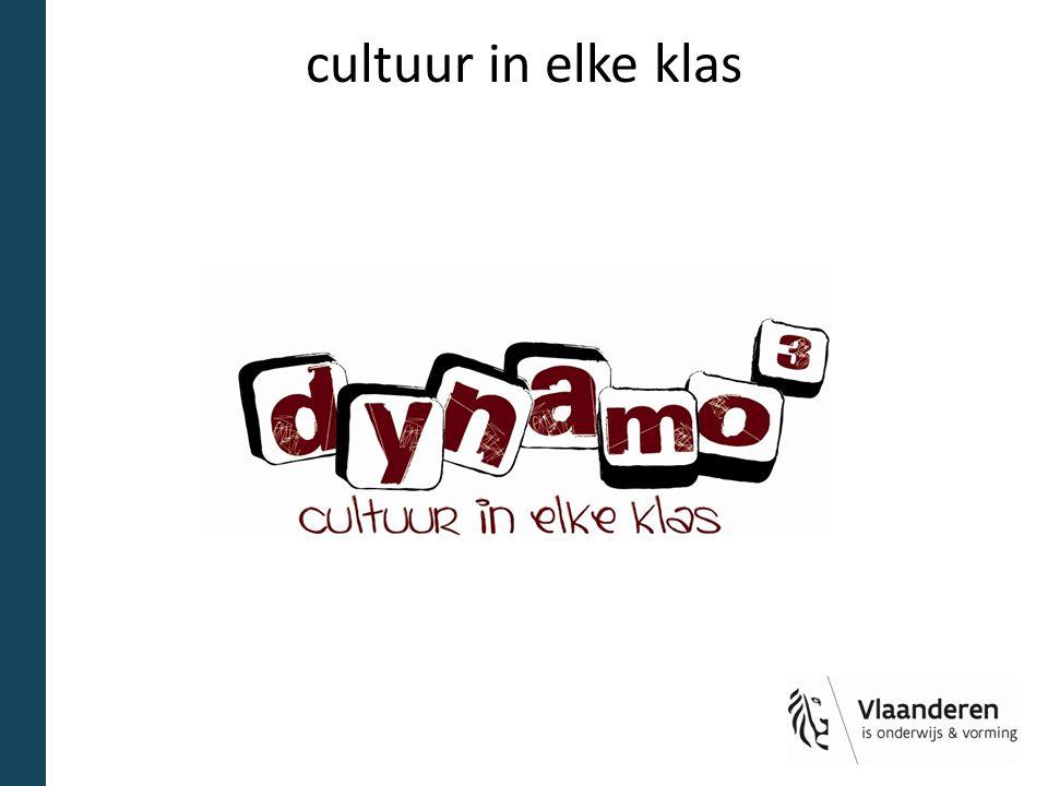 cultuur in elke klas