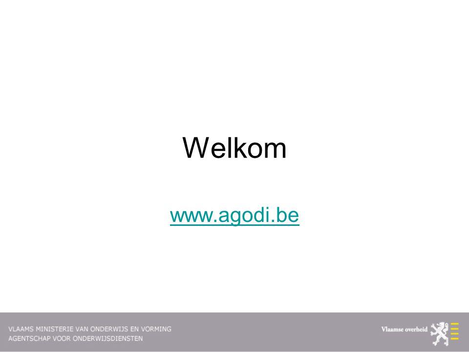 Welkom www.agodi.be