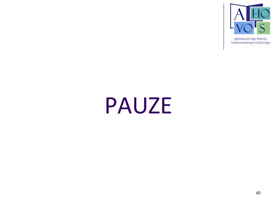 PAUZE 40