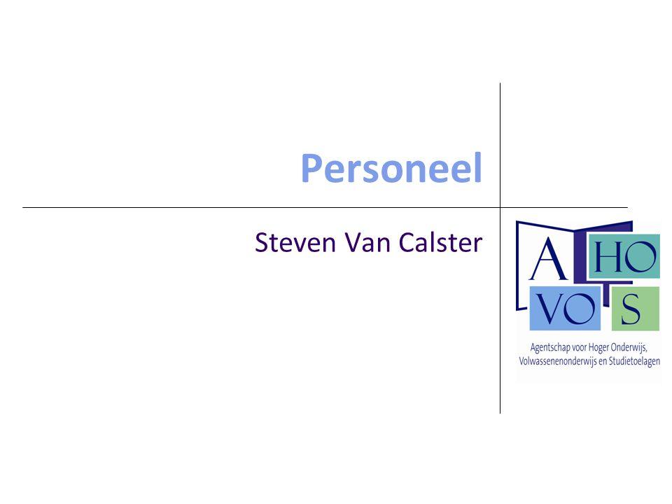 Personeel Steven Van Calster