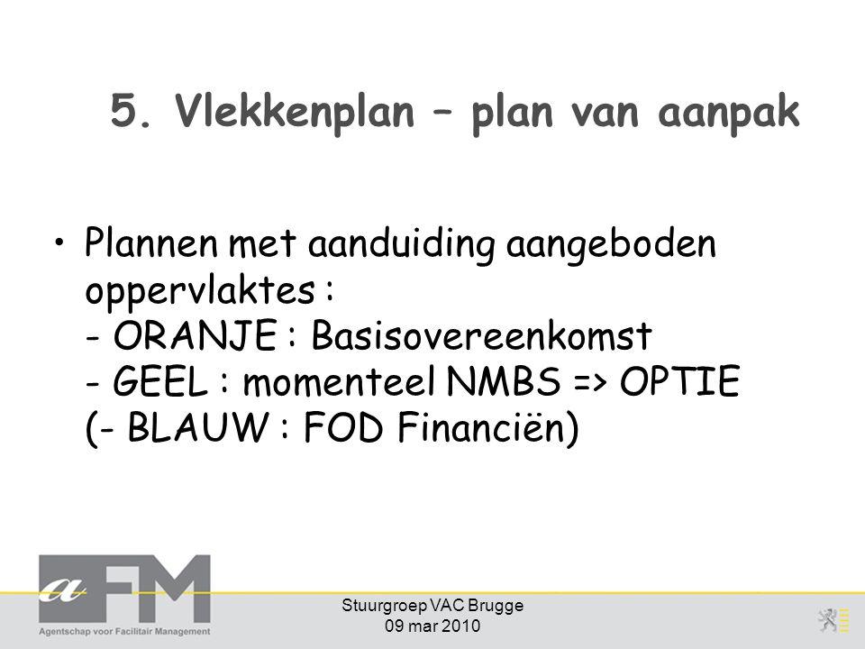 5. Vlekkenplan – plan van aanpak