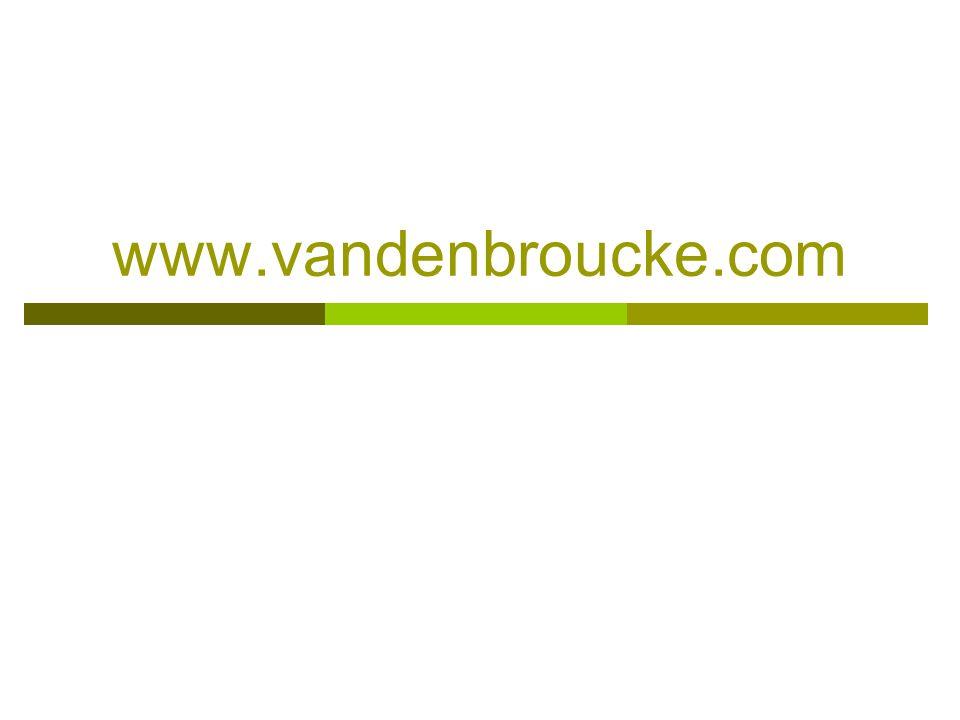 www.vandenbroucke.com