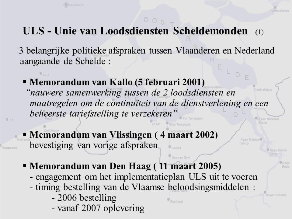 ULS - Unie van Loodsdiensten Scheldemonden (1)