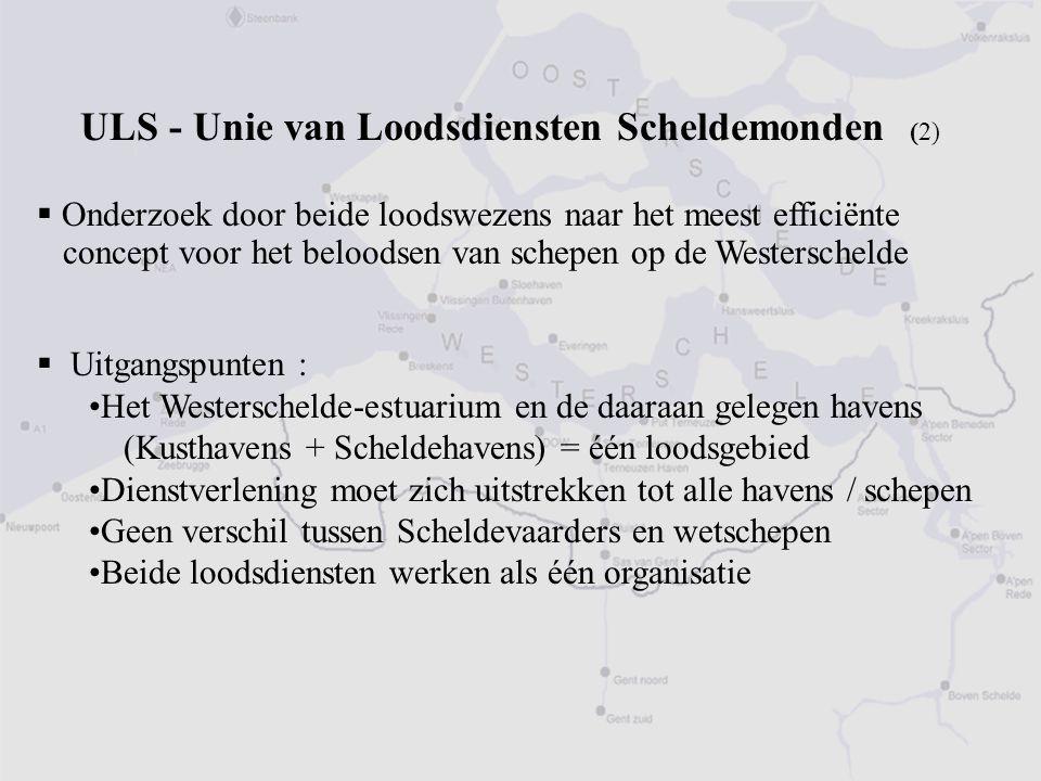 ULS - Unie van Loodsdiensten Scheldemonden (2)