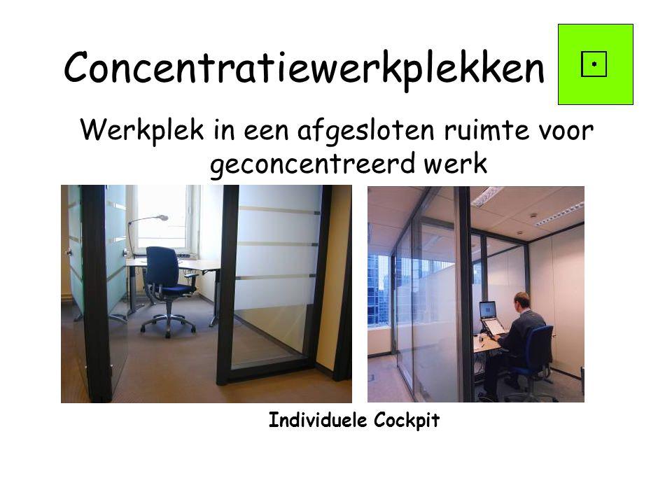 Concentratiewerkplekken