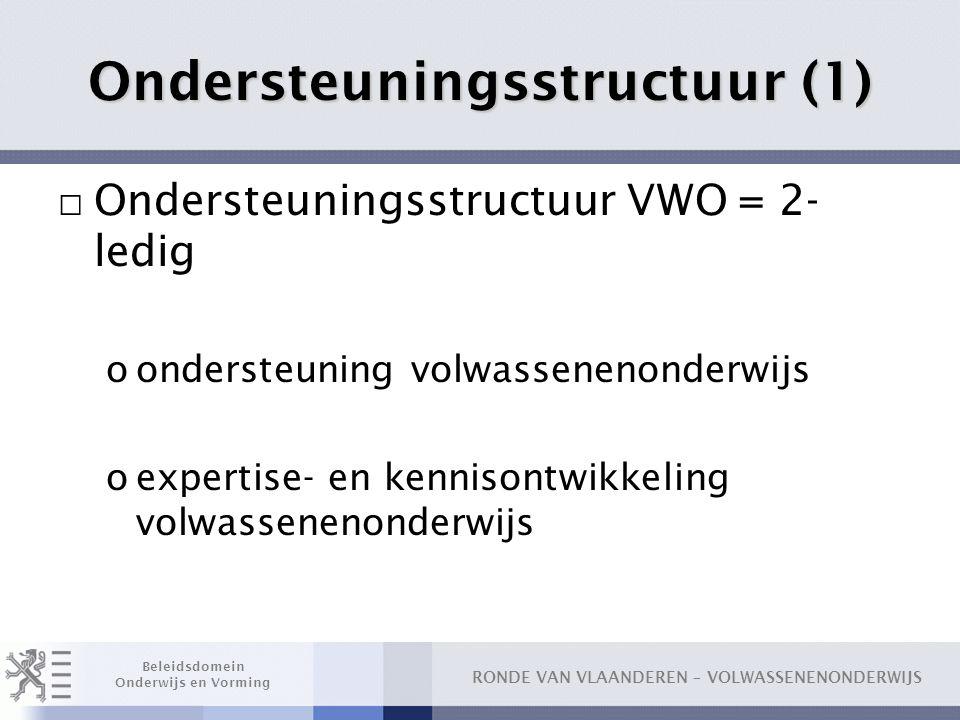 Ondersteuningsstructuur (1)