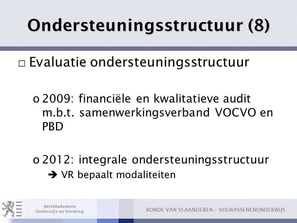 Ondersteuningsstructuur (8)
