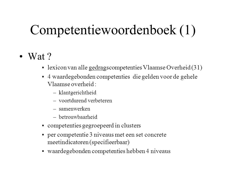 Competentiewoordenboek (1)