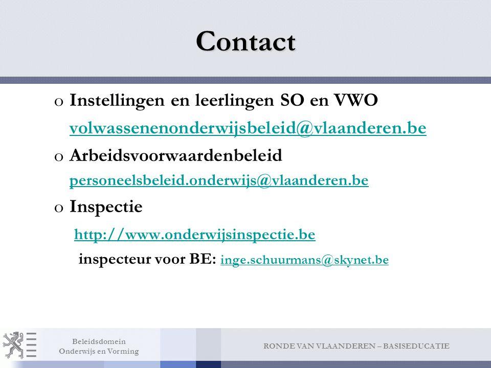 vragen steven.vancalster@ond.vlaanderen.be