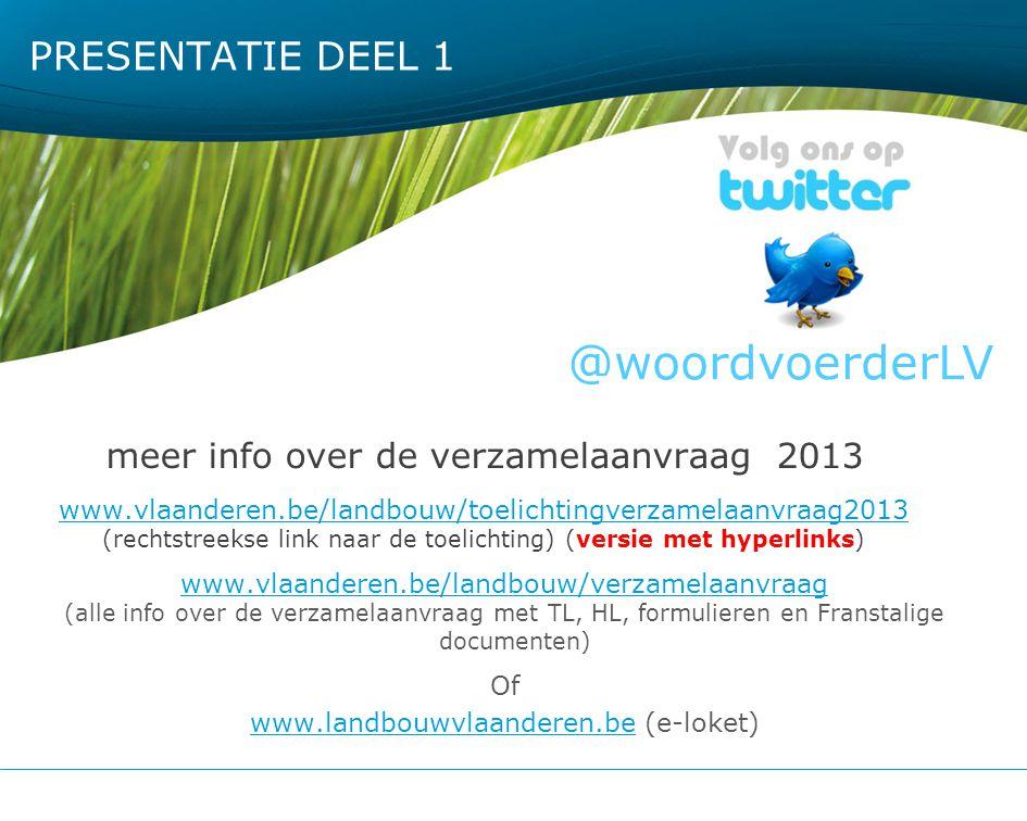 @woordvoerderLV Presentatie DEEL 1