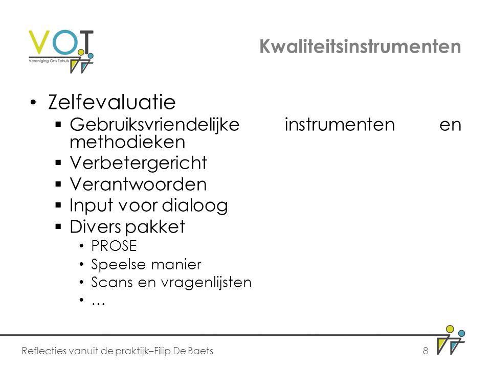 Kwaliteitsinstrumenten