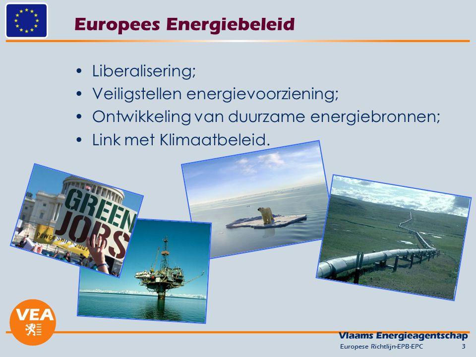 Europees Energiebeleid