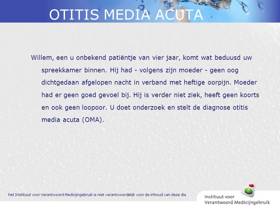 OTITIS MEDIA ACUTA