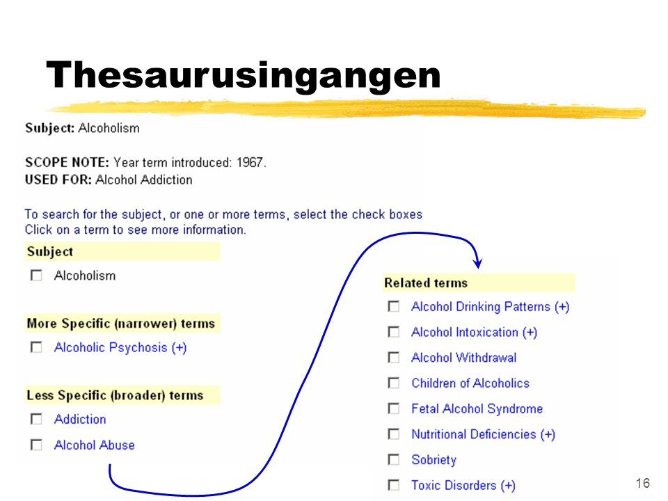 Thesaurusingangen 16